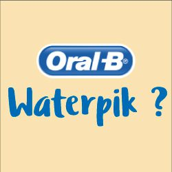 Oral B Waterpik