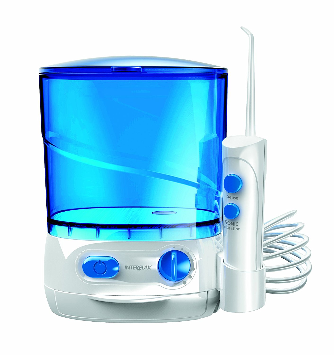 Interplak Conair Water Jet Review Swj1 All In One System