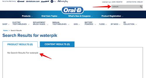 oral-b-search-results
